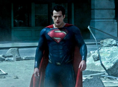 Man of Steel - The new generation of iron man